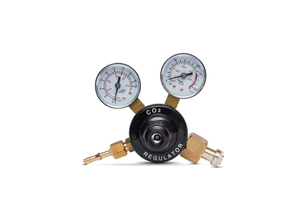 Image of a CO2 regulator
